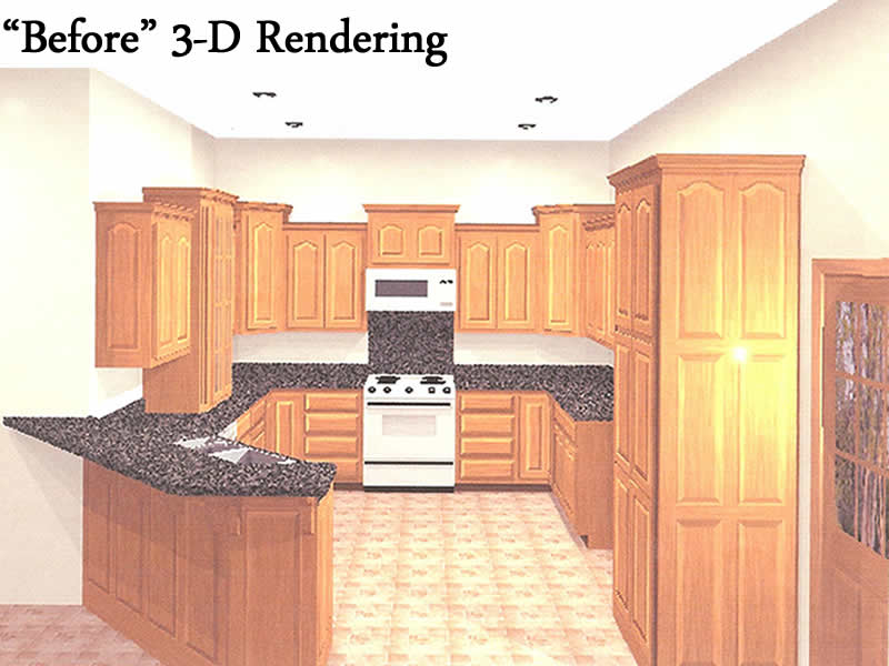 We Utilize The Latest Computer Design Software To Assist You In Creation And Visualization Of Your Dream Project