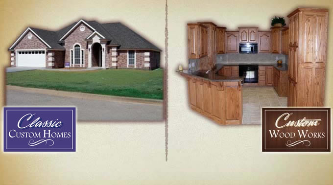 Classic Custom Homes & Custom Wood Works -